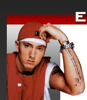 Eminem        Tattoos on Eminem  Eminem Info Eminem Information Eminem S Biography Eminem S