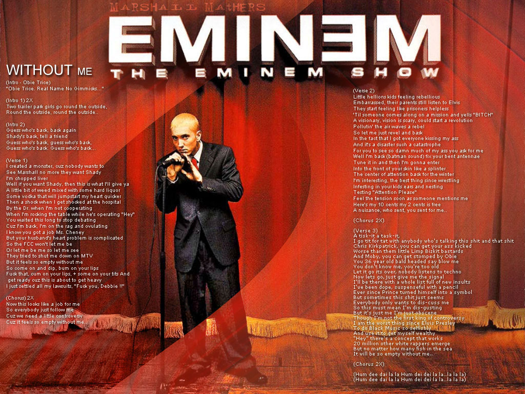 The eminem show mp3 скачать